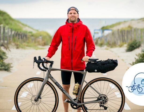 Remmelt koos voor fiets in plaats van tweede auto